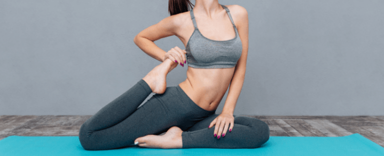 Yoga Poses For A Strong Core