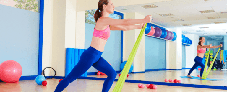 5 Resistance Bands Exercises