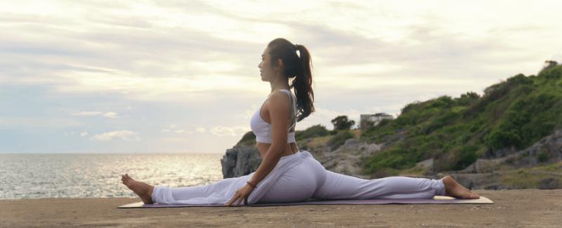 15 Yoga poses for flexibility